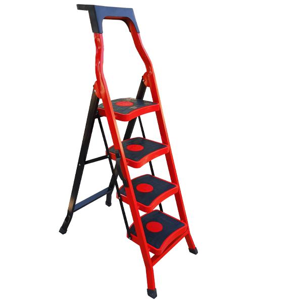نردبان 4 پله ماندگار مدل سما