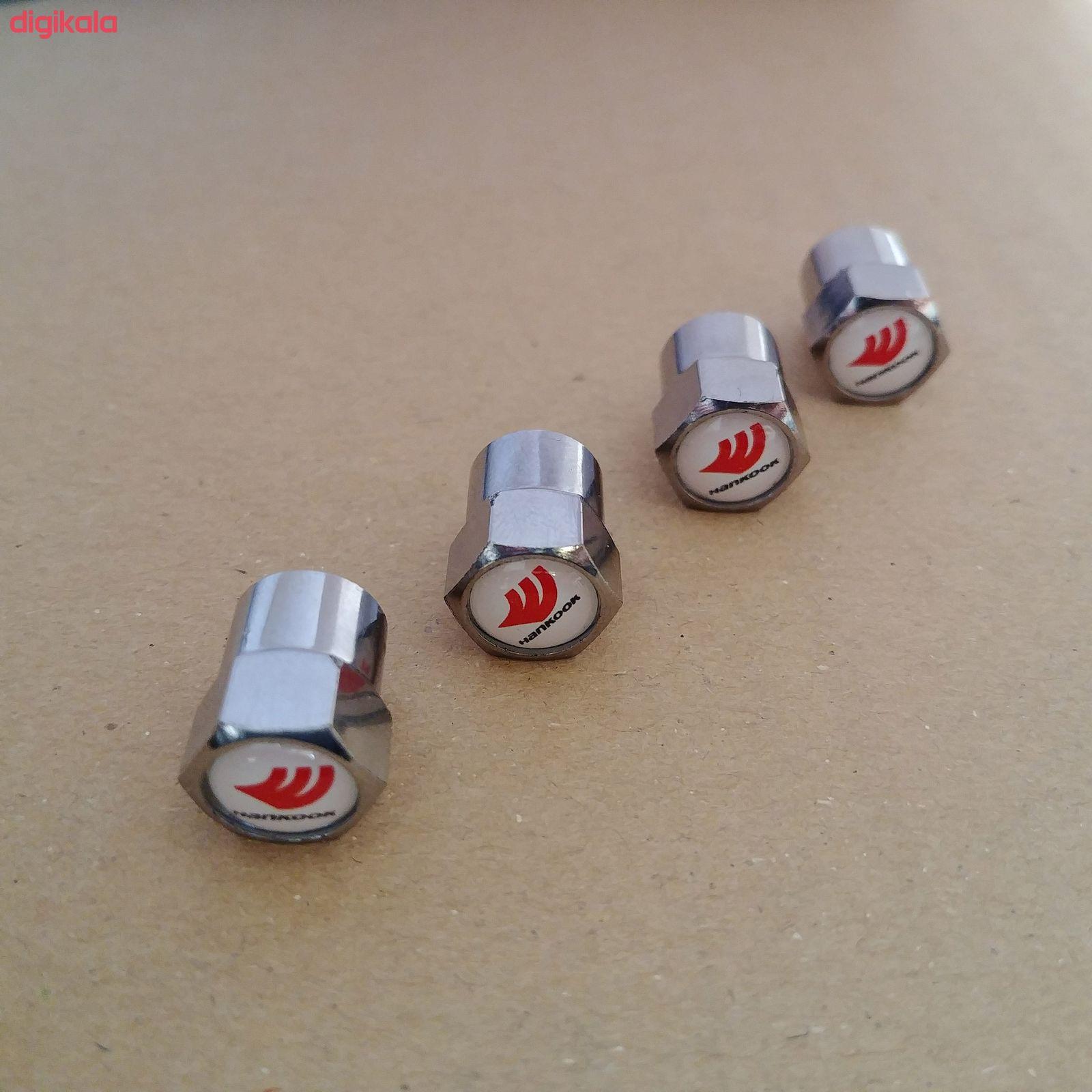 سر والف لاستیک خودرو مدل SH1 بسته 4 عددی main 1 1