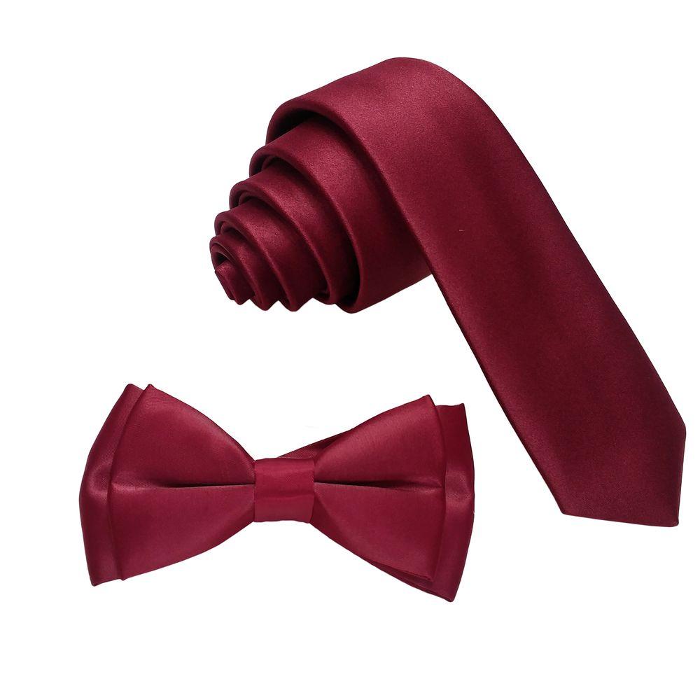ست کراوات و پاپیون مردانه کد G