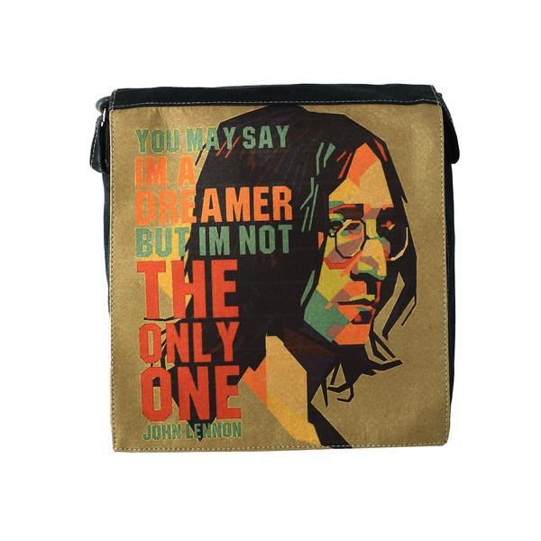 کیف رودوشی این چنتا مدل John Lennon