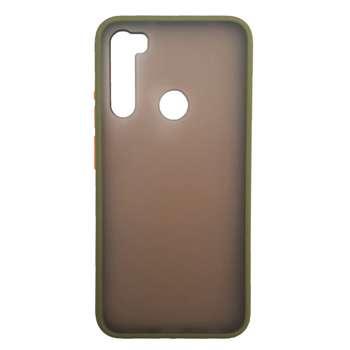 کاور مدل Sil-02 مناسب برای گوشی موبایل شیائومی Redmi Note 8