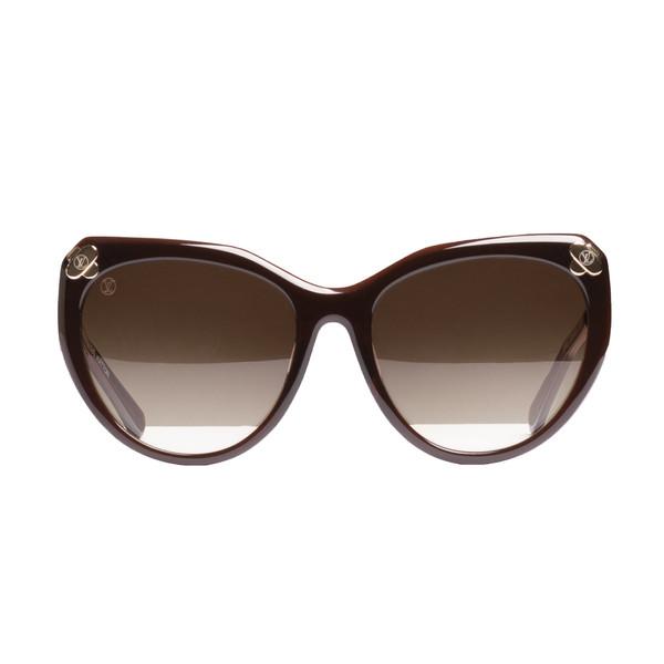 عینک آفتابی زنانه لویی ویتون مدل Z0360E