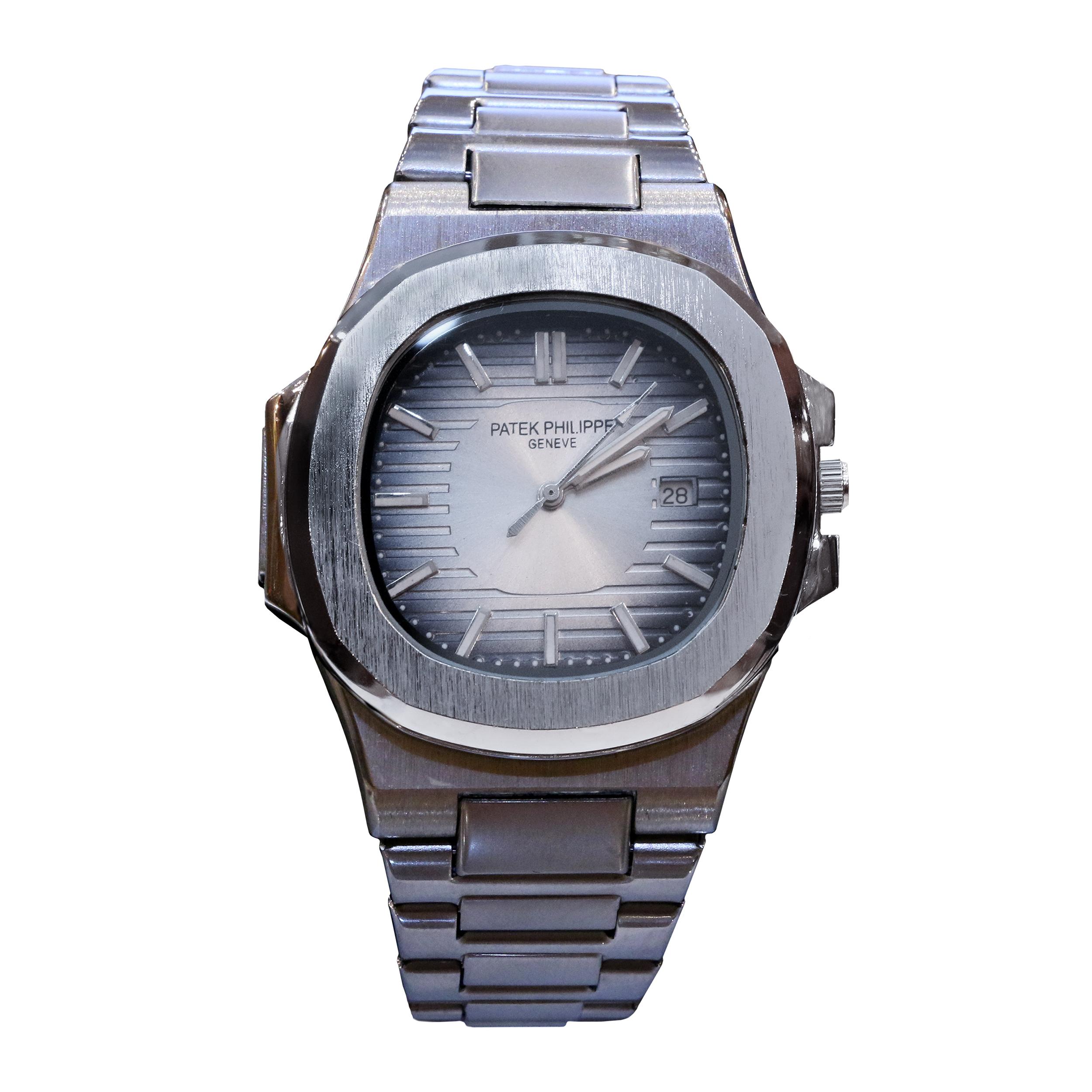 ساعت مچی عقربه ای مردانه پتک فیلیپ مدل GENEVE