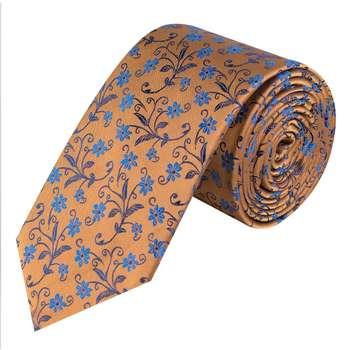 کراوات مردانه مدل GF-F1375-OR