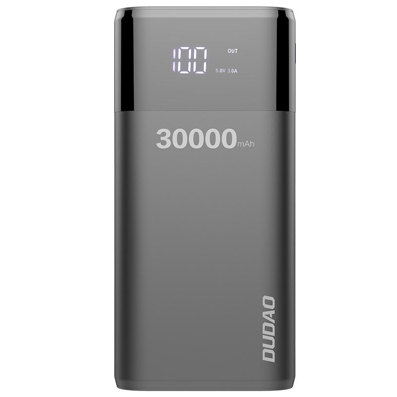 شارژر همراه دودا مدل K8Max ظرفیت 30000 میلی آمپر ساعت