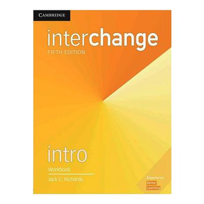کتاب Interchange Fifth Edition اثر جمعی از نویسندگان انتشارات الوندپویان 4 جلدی
