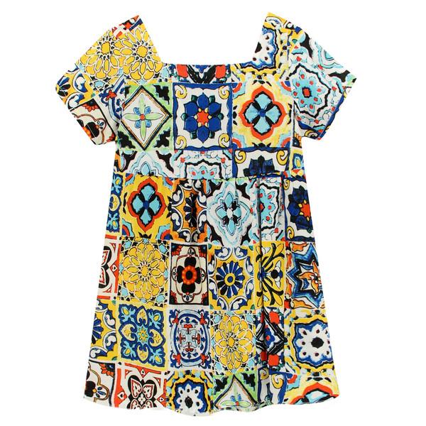 پیراهن دخترانه قرآنی کد 90402