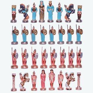 مهره شطرنج مدل هخامنشی کد 36مجموعه 32 عددی