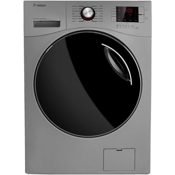 ماشین لباسشویی اسنوا مدل SWM 84508ظرفیت 8 کیلوگرم