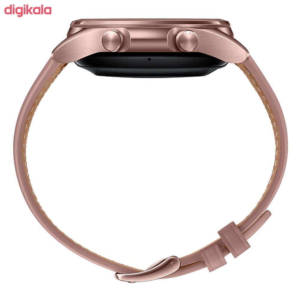 ساعت هوشمند سامسونگ مدل Galaxy Watch3 SM-R850 41mm main 1 11