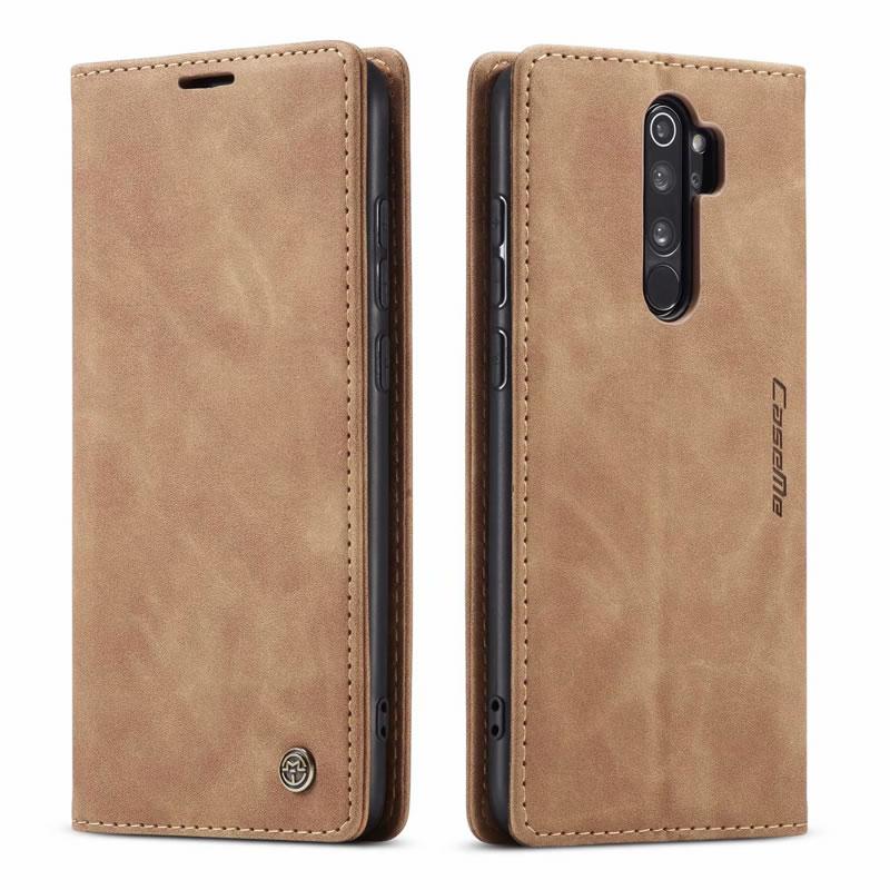 کیف کلاسوری کیس می مدل Vintage-013 مناسب برای گوشی موبایل شیائومی Redmi Note 8 Pro main 1 1