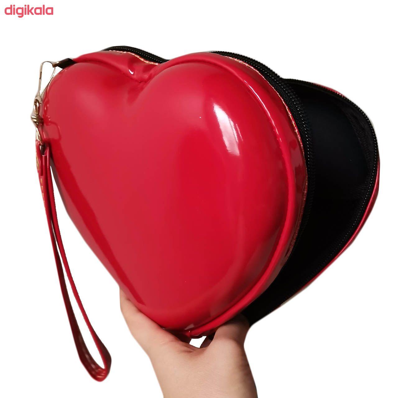 کیف لباس زیر زنانه مدل Heart main 1 1