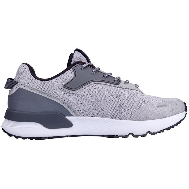 خرید                      کفش پیاده روی مردانه لامبرجک مدل Perast رنگ طوسی