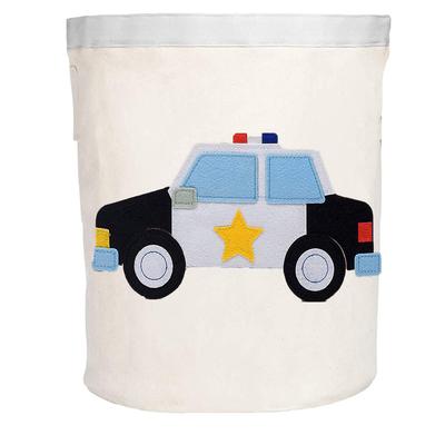 ارگانایزر کودک هیاهو مدل Police car
