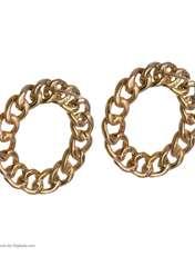 نیم ست طلا 18 عیار زنانه میو گلد مدل GD594 -  - 7