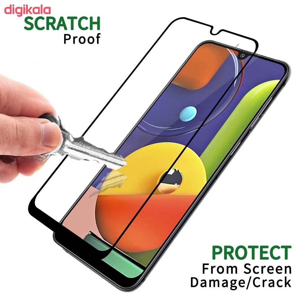 محافظ صفحه نمایش فوکس مدل PT001 مناسب برای گوشی موبایل سامسونگ Galaxy A50s main 1 3