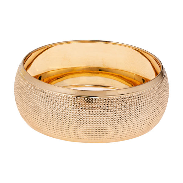 النگو طلا 18 عیار زنانه گالری یارطلا کد AL26-G-3