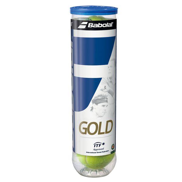 توپ تنیس بابولات مدل Gold بسته 4 عددی