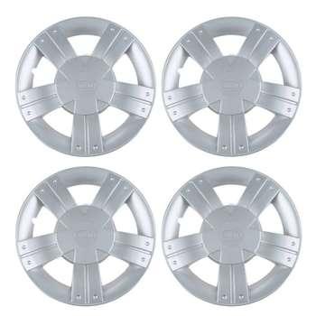 قالپاق چرخ مدل LOX-MV01 سایز 13 اینچ مناسب برای ام وی ام بسته 4 عددی