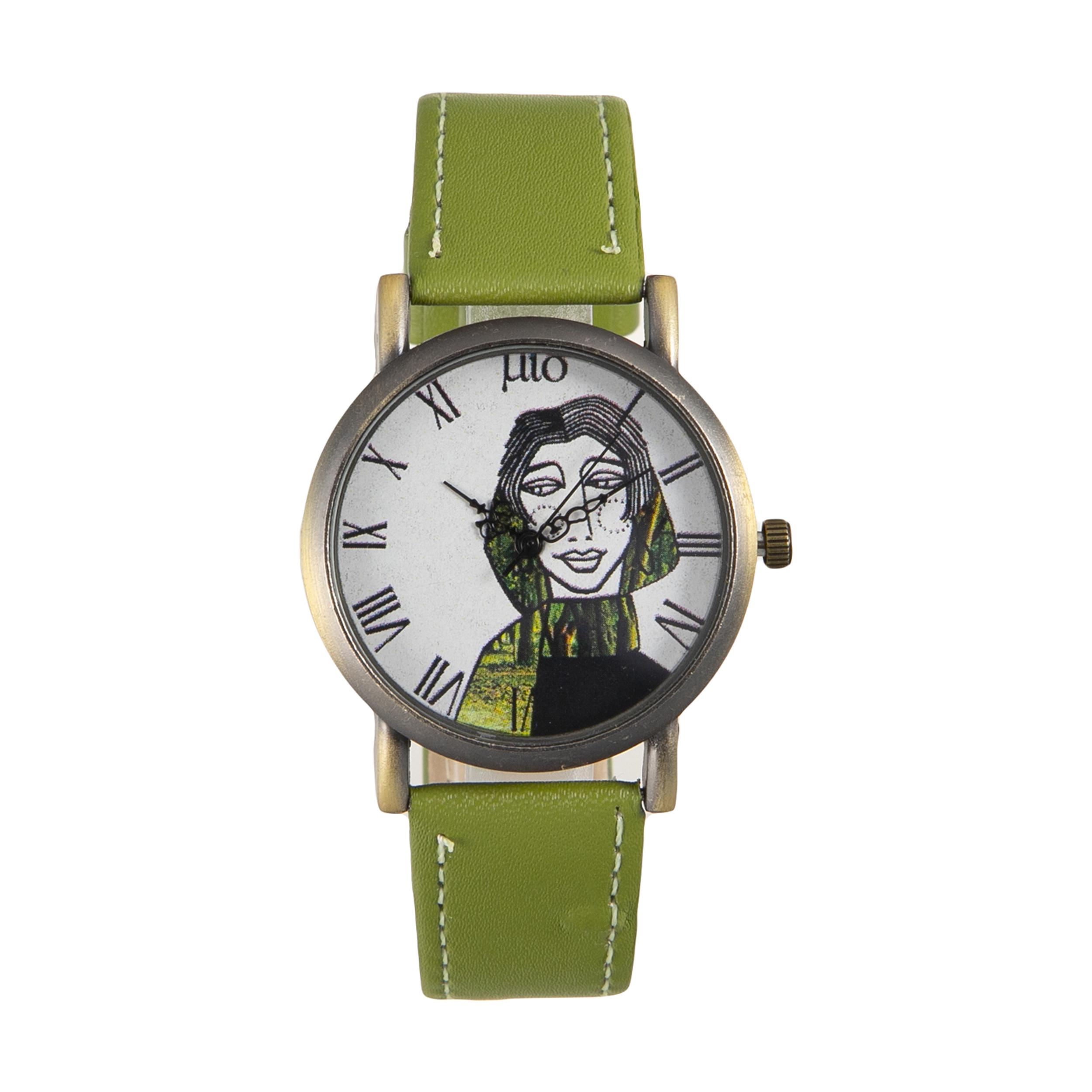 ساعت مچی عقربه ای زنانه میو مدل MWL2590