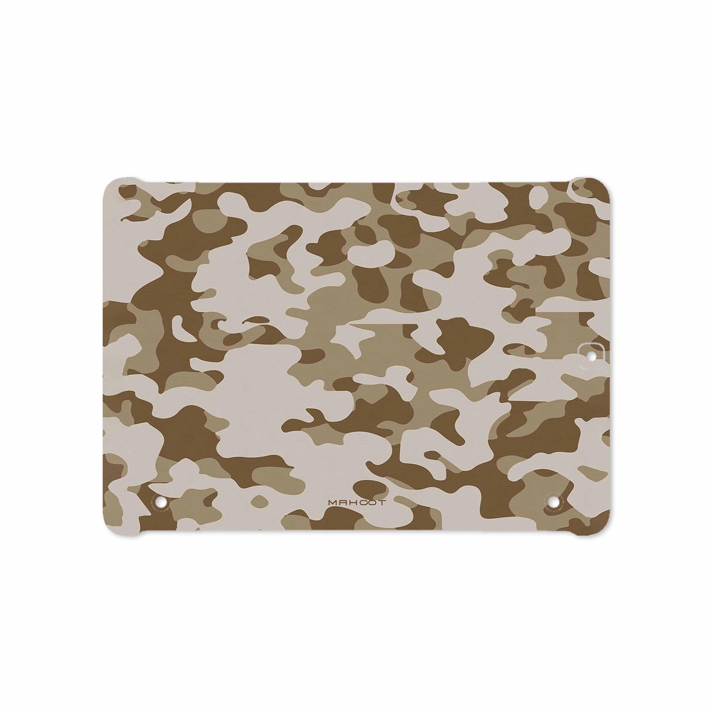 بررسی و خرید [با تخفیف]                                     برچسب پوششی ماهوت مدل Army-Desert مناسب برای تبلت سامسونگ Galaxy Tab S2 9.7 2015 T810                             اورجینال