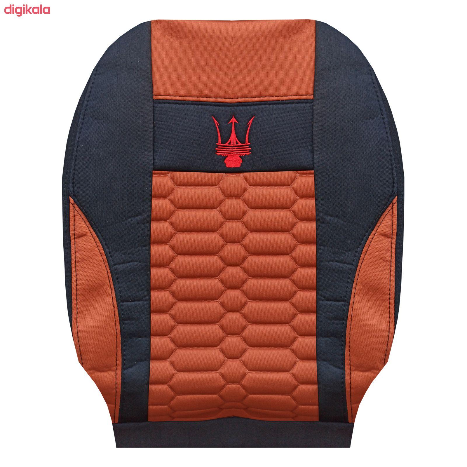 روکش صندلی خودرو مدل SAR003 مناسب برای پراید 131 main 1 5