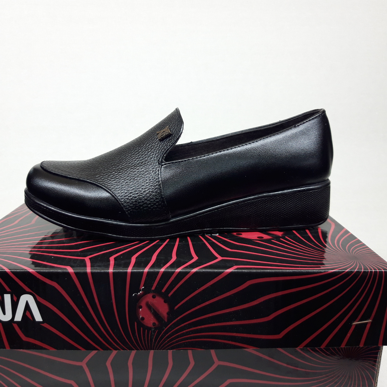 خرید                                      کفش روزمره زنانه طبی سینا مدل سمیرا رنگ مشکی
