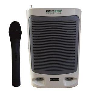 آمپلی فایر اپ پرو مدل PA3G100B به همراه میکروفن بی سیم
