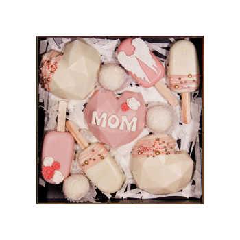 سینی شکلات سری روز مادر مزبار مجموعه 10 عددی