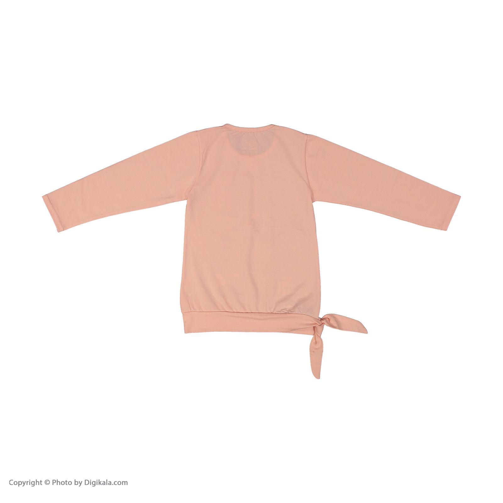 تی شرت دخترانه سون پون مدل 1391358-84 -  - 4