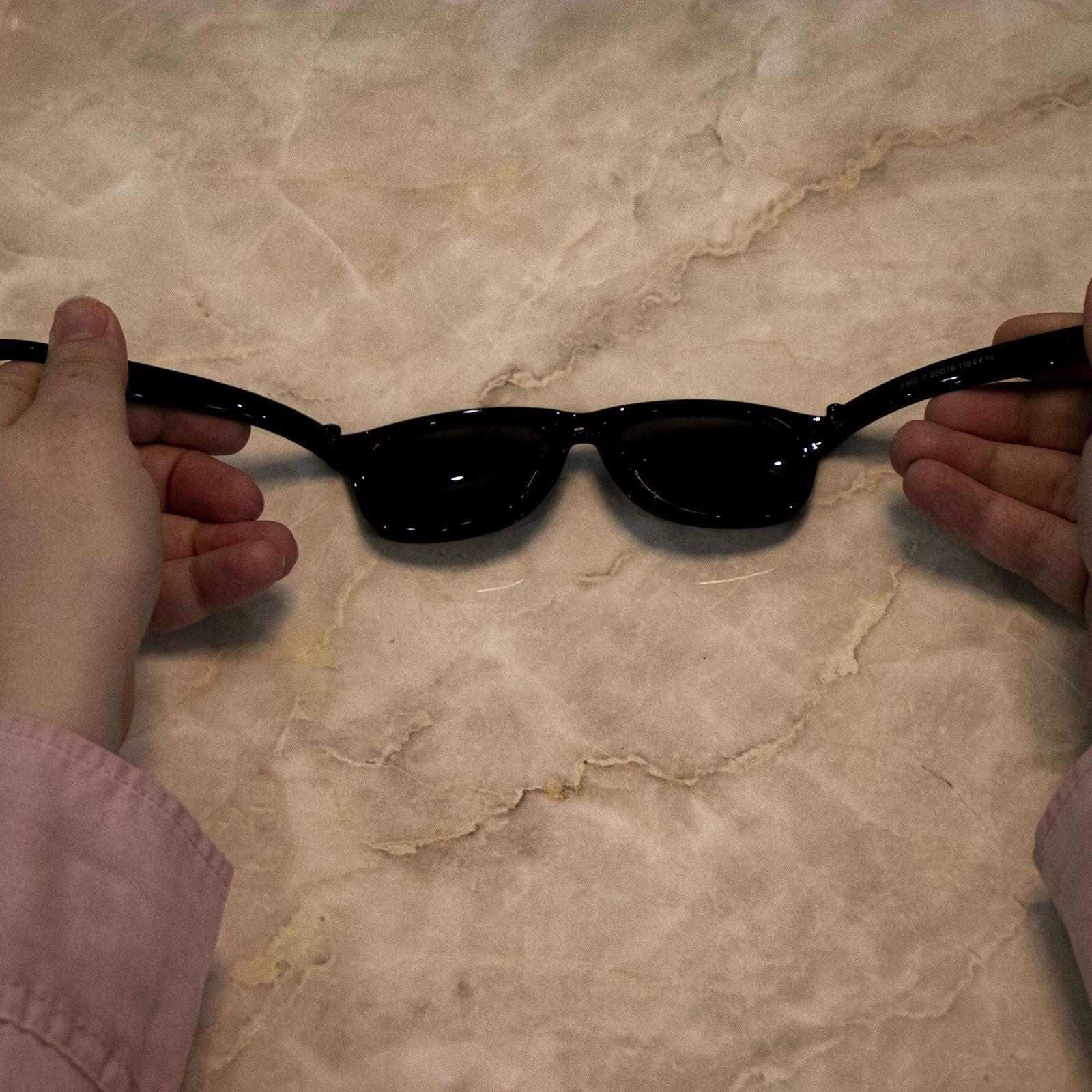 عینک آفتابی دخترانه کد S802 -  - 5