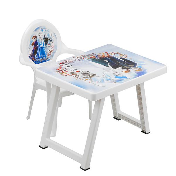 ست میز و صندلی کودک مدل Frozen