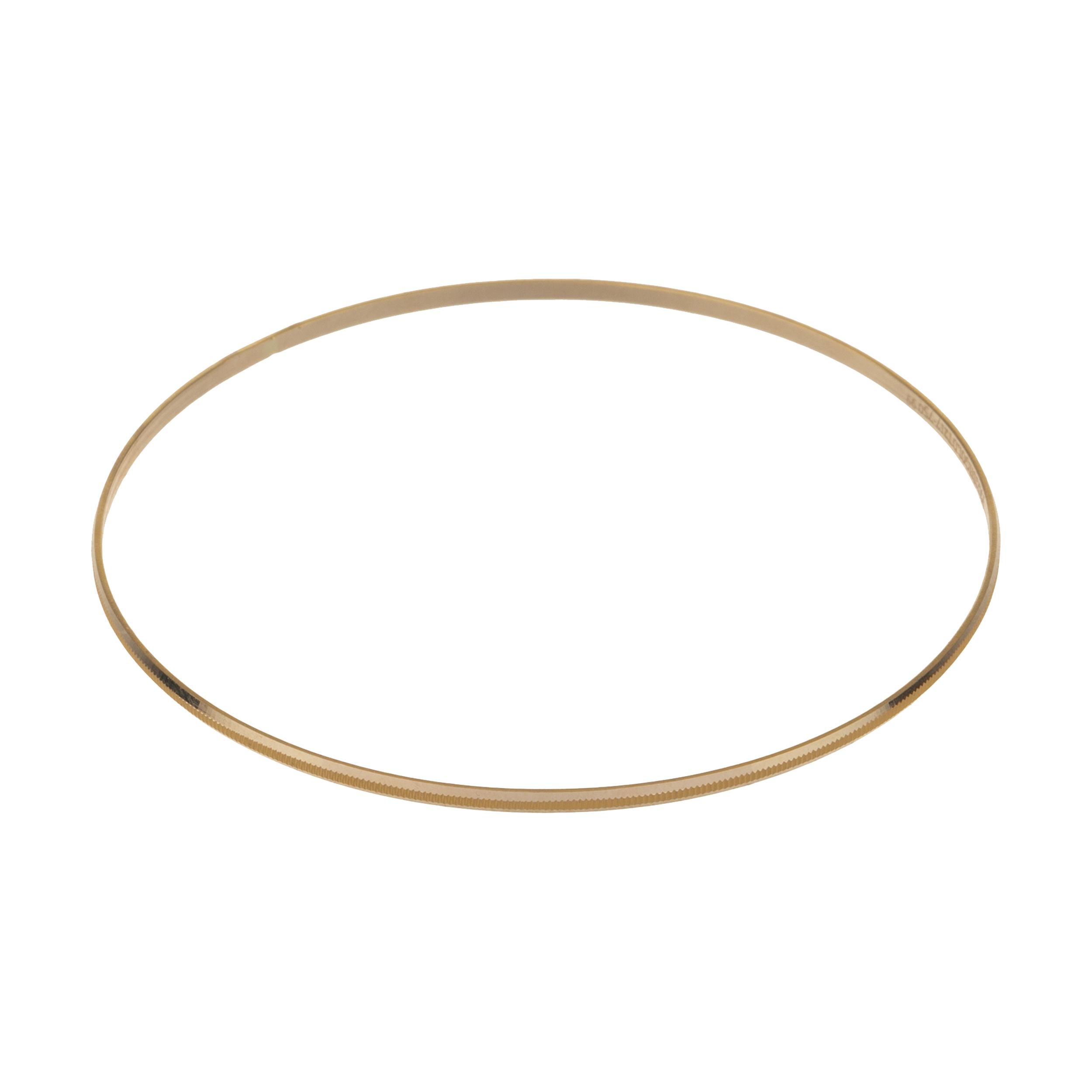 النگو طلا 18 عیار زنانه گالری یار طلا کد AL12-G-4