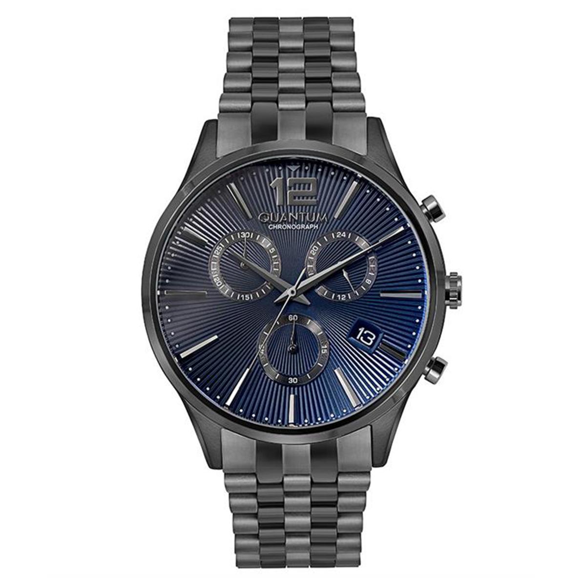 قیمت                      ساعت مچی عقربه ای مردانه کوانتوم مدل ADG896.090