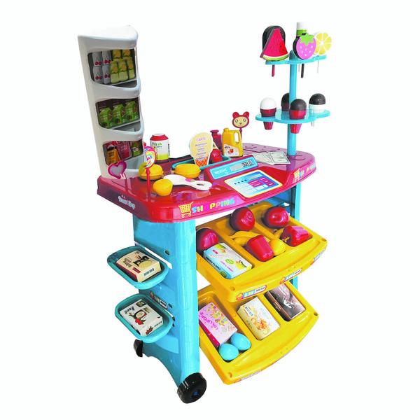 اسباب بازی سوپر مارکت کد 606