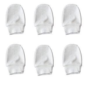 دستکش نوزادی کد A16 بسته 3 عددی