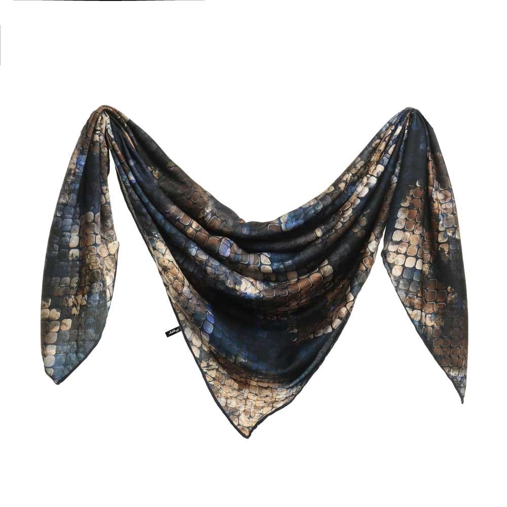 روسری زنانه نوولاشال مدل 022569