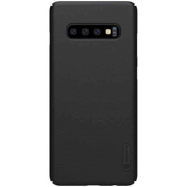 کاور نیلکین مدل Frosted Shield مناسب برای گوشی موبایل سامسونگ Galaxy S10 Plus
