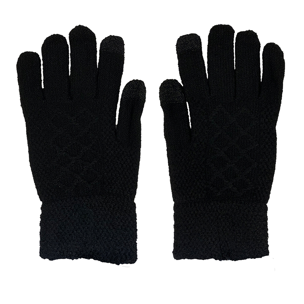 دستکش بافتنی زنانه کد 03