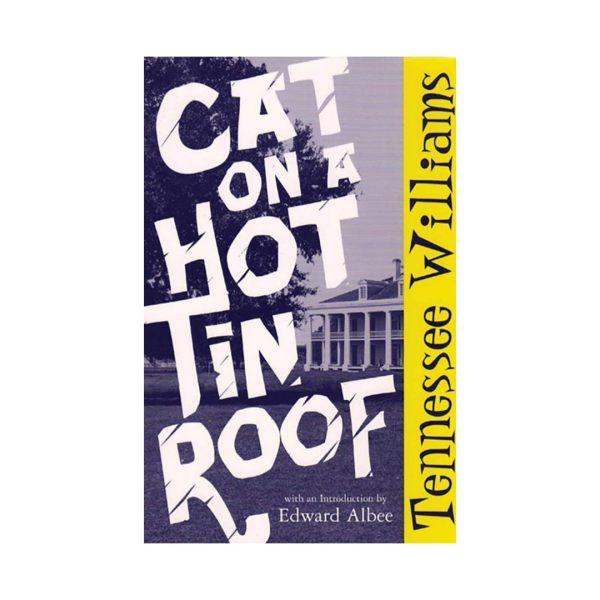 کتاب Cat on a Hot Tin Roo اثر Tennessee Williams انتشارات جنگل