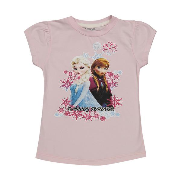 تی شرت دخترانه نونا مدل 2211126-80