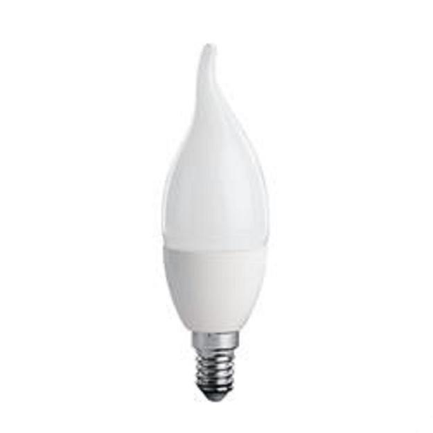لامپ ال ای دی 7 وات  جریکو مدل شمعی پایه E14