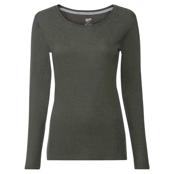 تی شرت آستین بلند زنانه اسمارا مدل Par1212