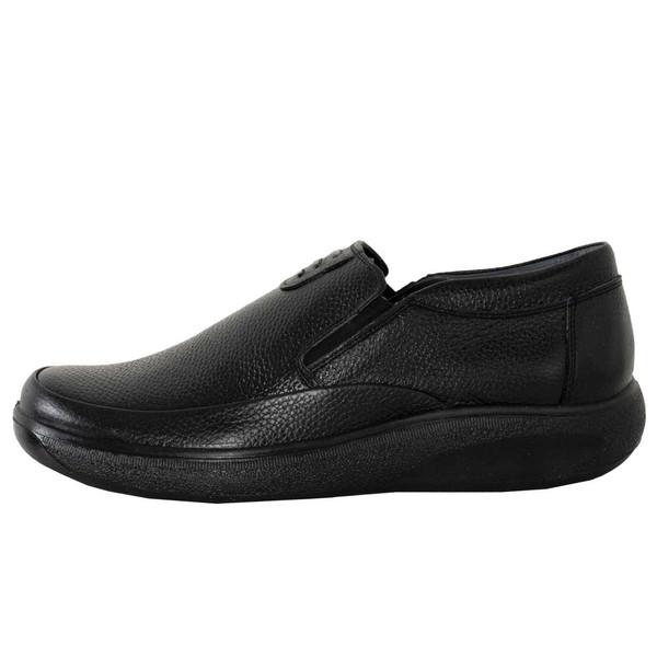 کفش روزمره مردانه پارینه چرم مدل sho240