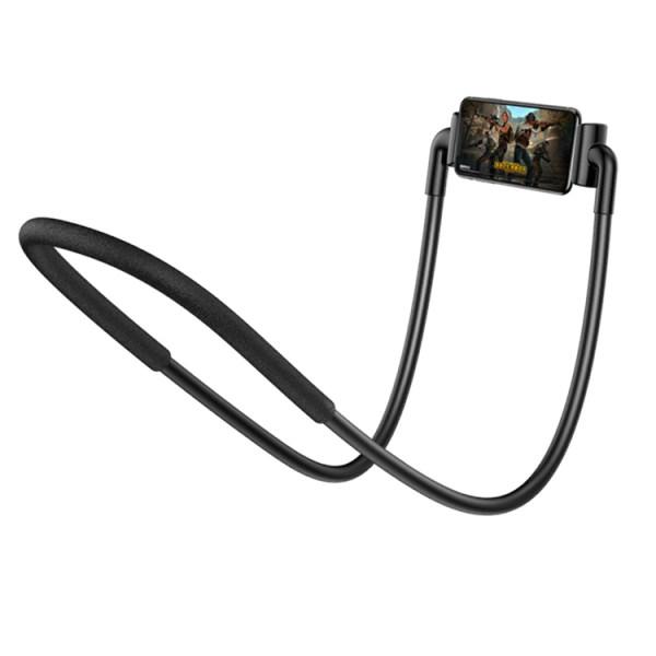 پایه نگهدارنده گوشی موبایل باسئوس مدل Neck-Mounted