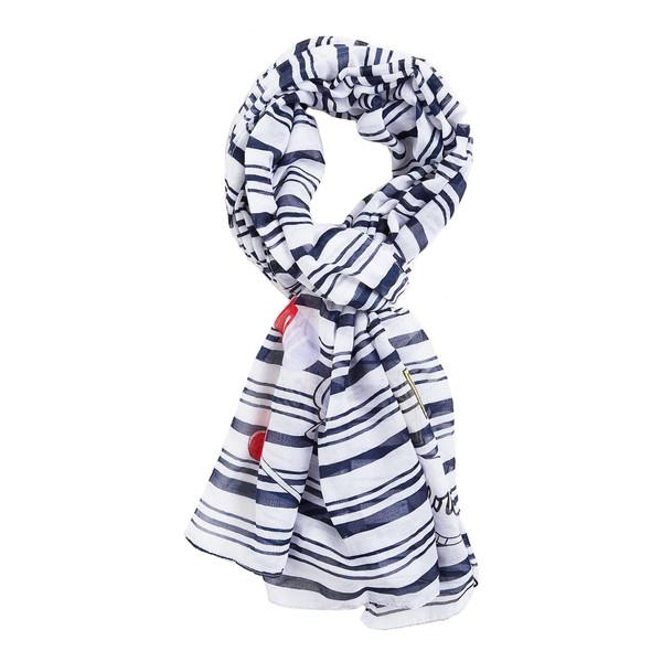 شال گردن  زنانه جی بی سی کد j073578
