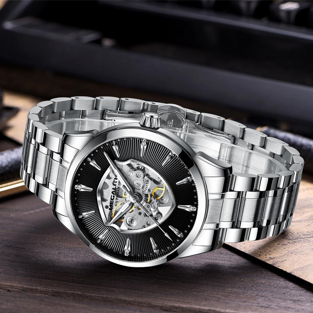ساعت مچی عقربه ای مردانه مگالیت مدل 8210-S              خرید (⭐️⭐️⭐️)