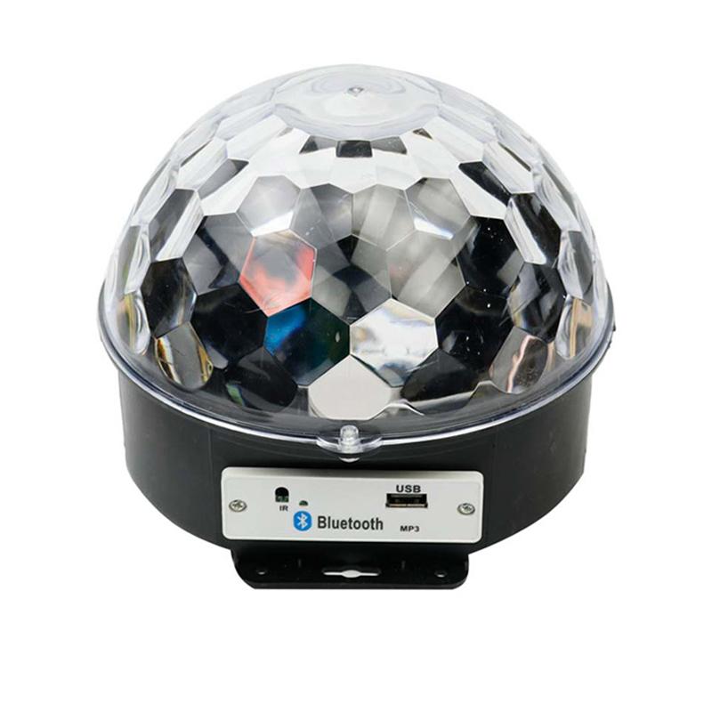 خرید                                     رقص نور مدل MP3 LED Magic Ball Light