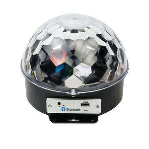 رقص نور مدل MP3 LED Magic Ball Light