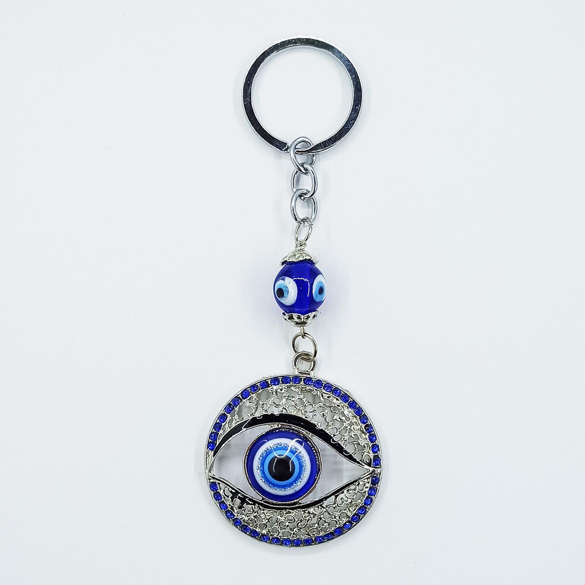 جاکلیدی سلین کالا مدل چشم زخم کد ce-As19